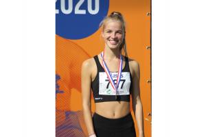 Sara Schouten Brons 800m